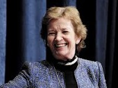 Dr Mary Robinson to open Law Society MOOC on climate justice