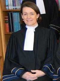 Ms Justice Irvine