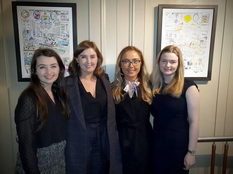 NI: Trainees take silver in mediation competition