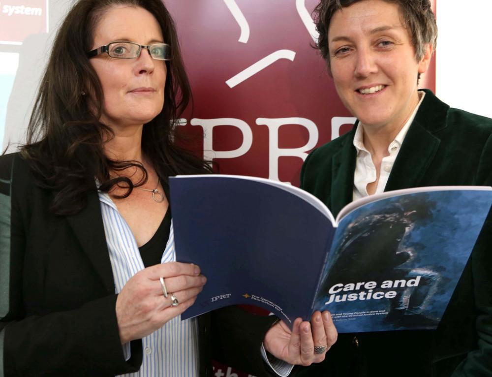 Dr Nicola Carr and Dr Paula Mayock