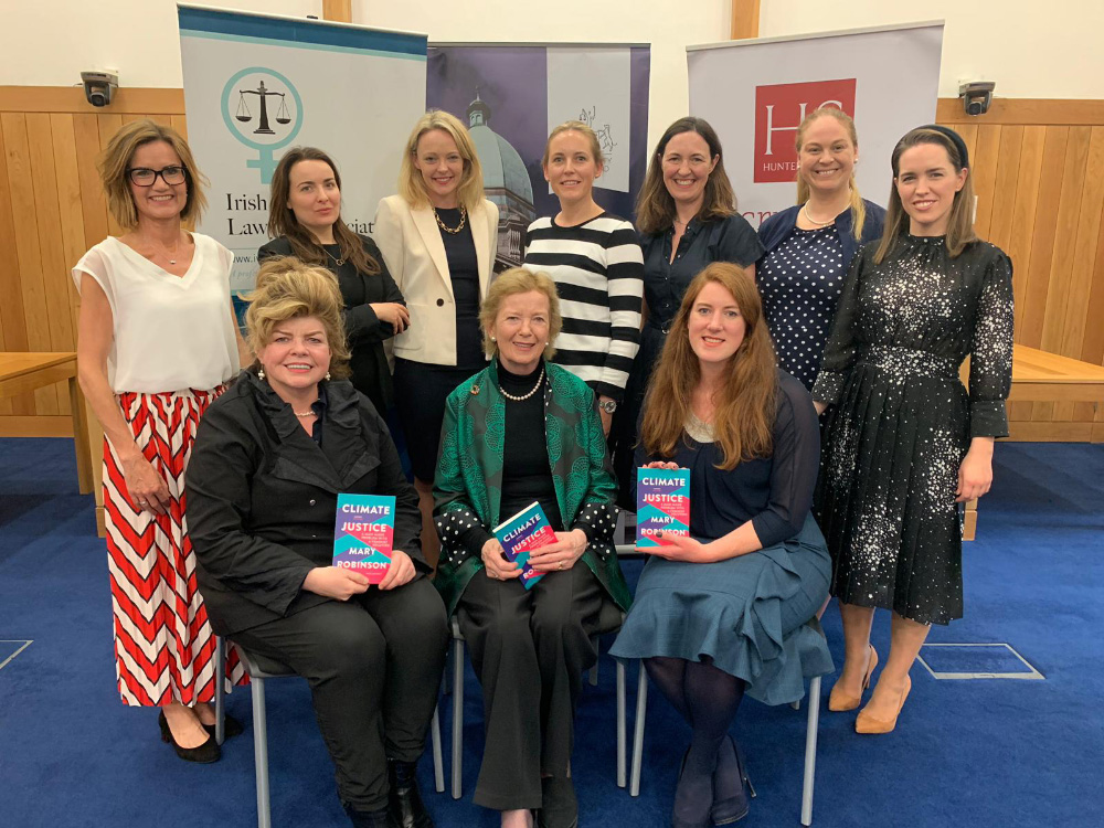 Maeve Delargy re-elected chair of the Irish Women Lawyers Association