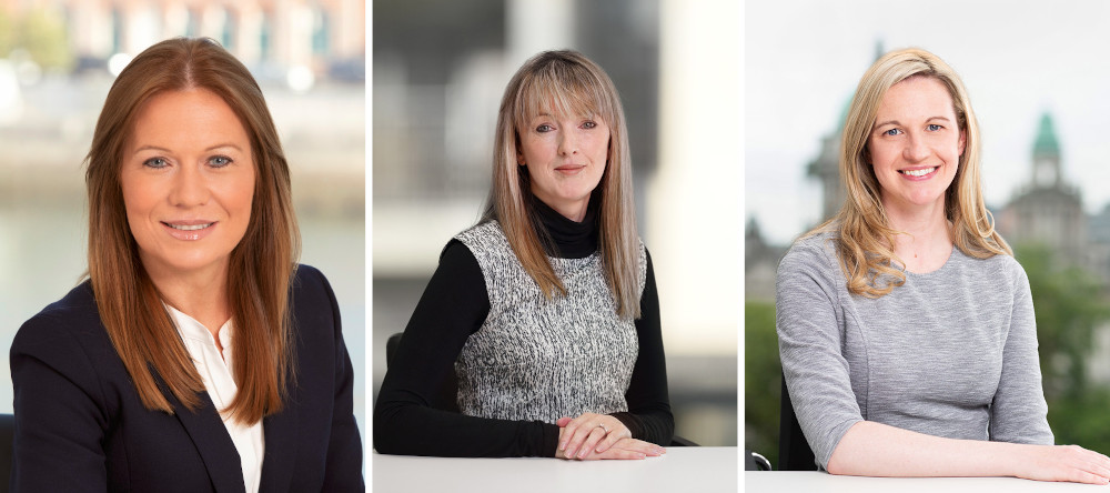 Kennedys appoints first-ever legal directors in Dublin and Belfast