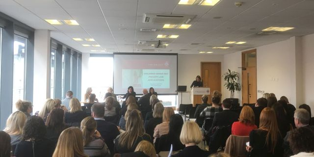 NI: Family law experts address Law Society conference on Children's Order