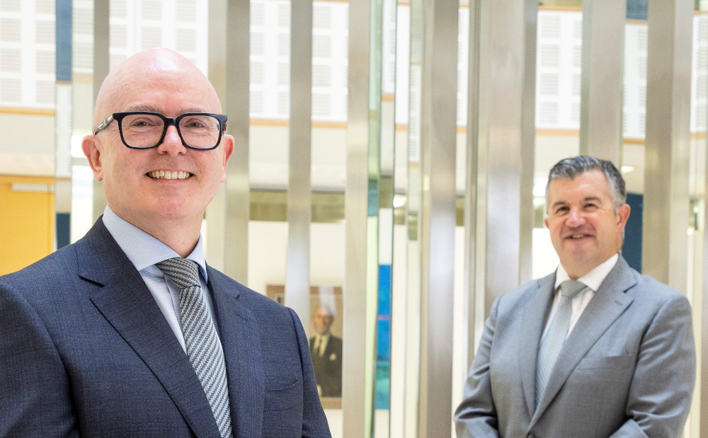 Financial services lawyer Liam Flynn joins Mason Hayes & Curran as senior partner