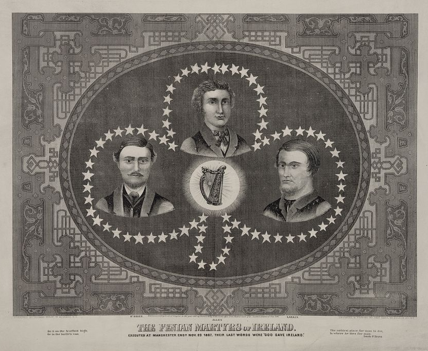 Irish Legal Heritage: The Manchester Martyrs