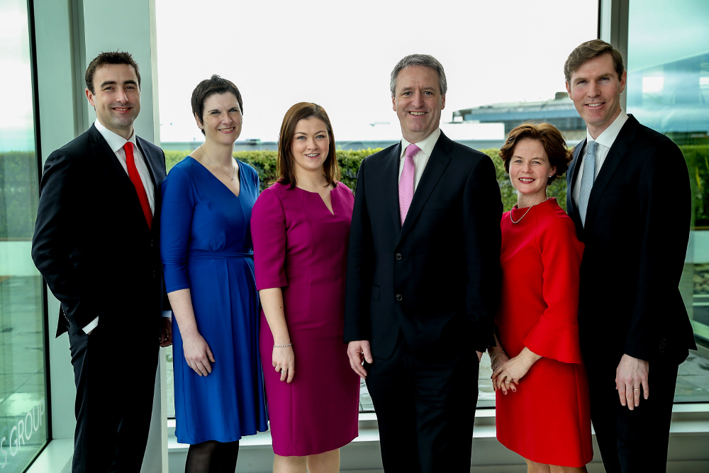 Maples Group appoints five partners in Dublin