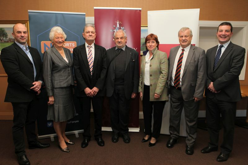 NI: Michael Beloff QC delivers keynote at eighth annual sports law conference