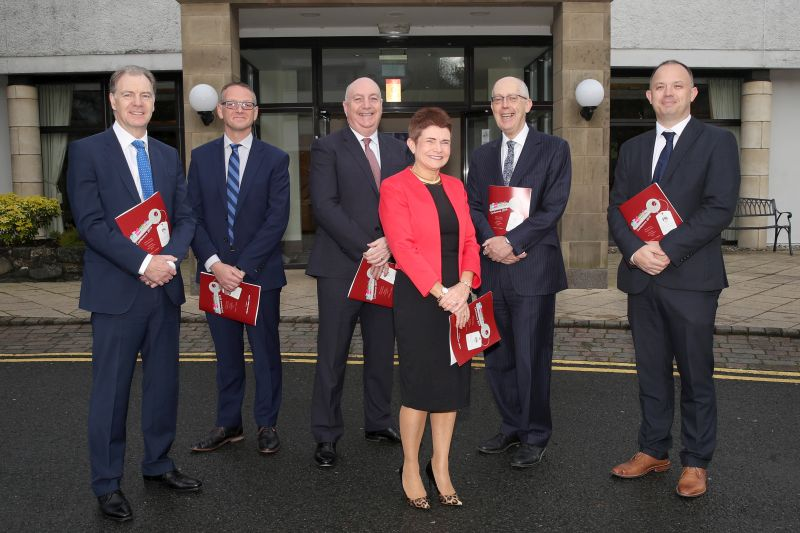 NI: Over 300 solicitors attend Law Society annual conveyancing conference