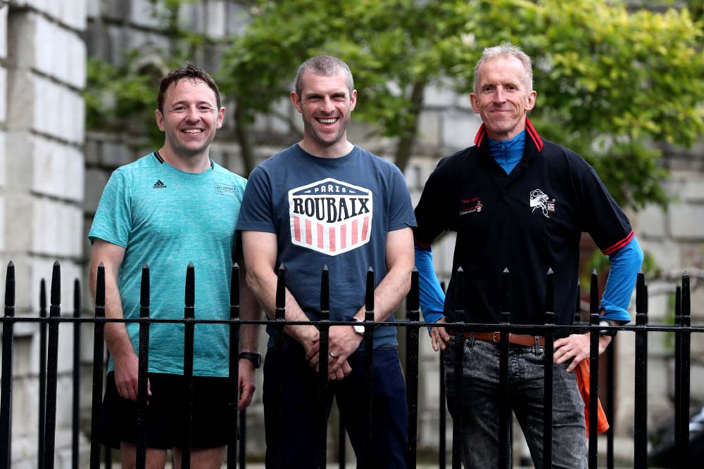 Northern team wins inaugural IronLaw Triathlon
