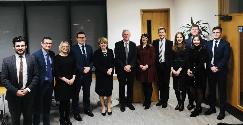 NI: Chris Kinney elected chair of Northern Ireland Young Solicitors Association
