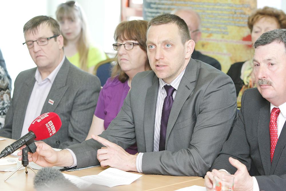Lawyer of the Month: Pádraig Ó Muirigh