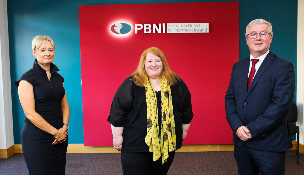 New chief exec takes reins of Probation Board for Northern Ireland