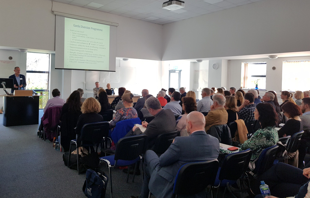 Irish judges and lawyers urged to consider restorative justice at Maynooth symposium