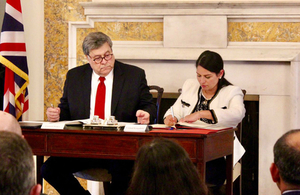 UK and US sign landmark law enforcement data access agreement