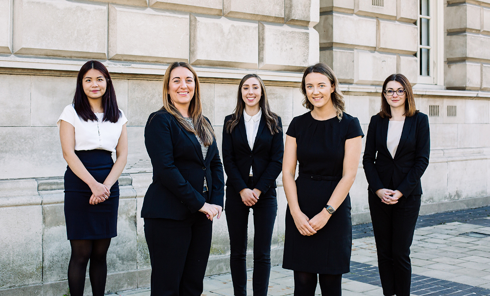 Wilson Nesbitt welcomes five newly-qualified solicitors