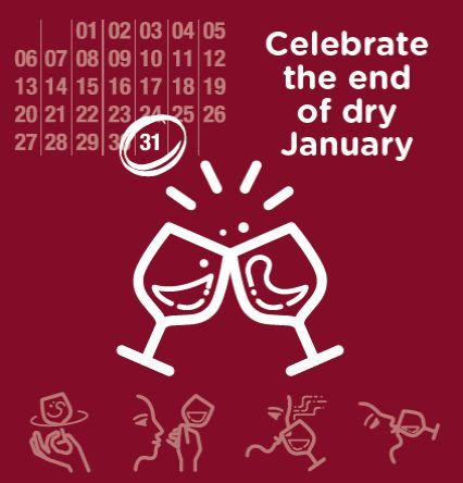 NI: Solicitors invited to end dry January with charity wine tasting
